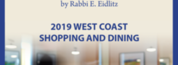 West Coast Shopping and Dining Guide 2019